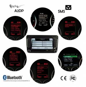 "Bilde av FISCON Bluetooth Handsfree - ""Basic-Plus"" - VW, Skoda"