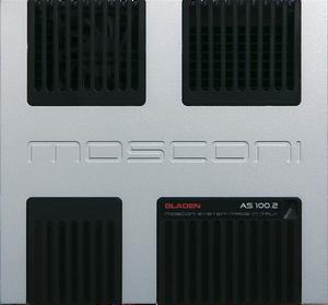 Bilde av Mosconi AS 100.2 - 2 kanals forsterker